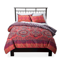 The Cassia Boho Duvet Bed Set