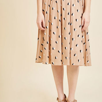 Loving This Weather Midi Skirt