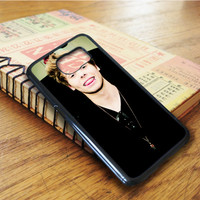 Luke Hemmings 5sos 5 Seconds Of Summer Samsung Galaxy S6 Edge Case