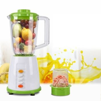 Home professional fruit Vegetables mixer juicer food processor Meat Mixer blender