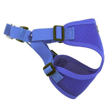 Wrap and Snap Choke Free Dog Harness — Cobalt Blue