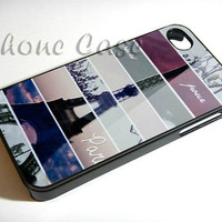embossment The Eiffel Tower iPhone iPhone Case And Samsung Galaxy Case