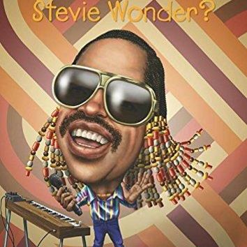 WHO IS STEVIE WONDER