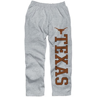 Texas Longhorns Gray Couch Island Sweatpants