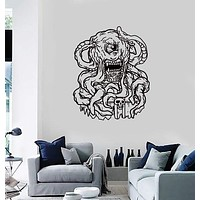 Wall Stickers Vinyl Decal Scary Monster Horror Creepy Cool Allien Decor Unique Gift (z2344)