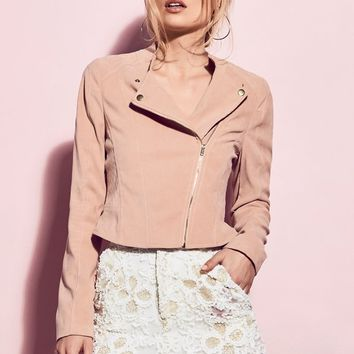 Matea Designs ELIZABETH Nude Jacket | Pre-order dispatch 11th Dec