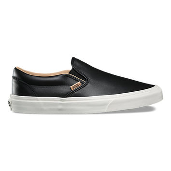 Lux Leather Slip-On | Shop At Vans