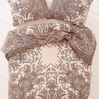 Oriel Medallion Duvet Cover | Urban Outfitters