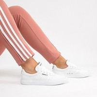 adidas Skateboarding Adi-Ease Sneakers In Triple White at asos.com