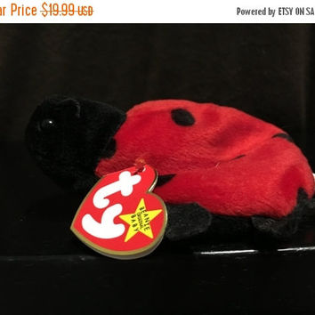 "5 DAY SALE (Ends Soon) 1995 Rare Original ""Lucky"" Beanie Baby"