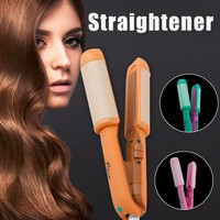 Mini Portable Electric Hair Straightener