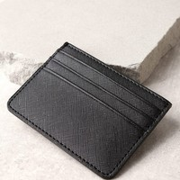 Charge It Black Card Case