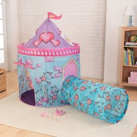 KidKraft Castle Play Tent & Tunnel Combo