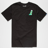 VANS Sixty-Six Pack Mens Pocket Tee | Graphic Tees