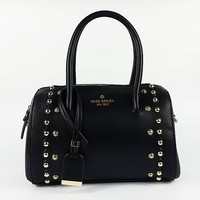 Hot Sale Kate Spade Women Black Handbag
