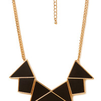 Pretty Tough Geo Necklace