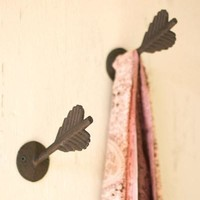 Cast Iron Arrow Coat Hook