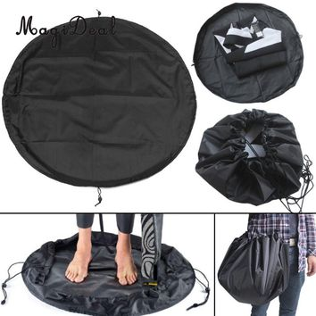 Velocity Surfing Sand/ Mud Proof Kayak Wetsuit Bag & Changing Mat Waterproof Dry Bag for Adult Children Surfing Canoeing Acce