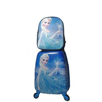 Frozen Kid's Suitcase