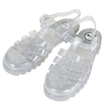 HUEY2 Gladiator Jelly Sandals