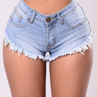 Kickin It Shorts - Light