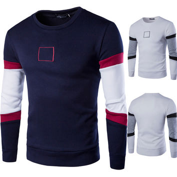 Mens Long Sleeve Sweater