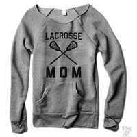 Lacrosse Mom Sweater