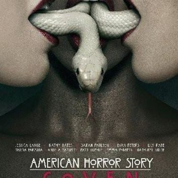 American Horror Story Coven Poster Standup 4inx6in