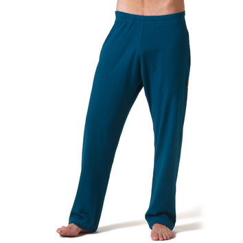 Strength Men's Yoga Pant LONG - Teal