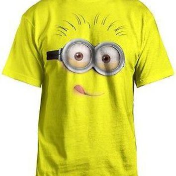 Despicable Me Minion Tongue Toddler Boys Kids T-Shirt  2T, 3T, 4T, 5T