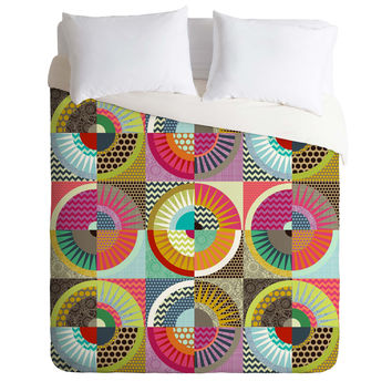 Sharon Turner New York Beauty Duvet Cover