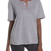 Socialite Hook-and-Eye Tee | Nordstrom