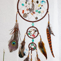 DREAMCATCHER: Magical Circles.Spirits of the Minerals belonging to Beauty. RESERVED for Rachel (rlouiset)