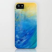 Tropical iPhone & iPod Case by YiaEfthimia