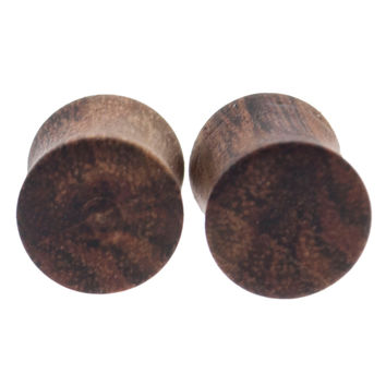 Chechen Flat Plugs (00g) #7646