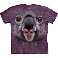 Koala Bear Face T-Shirt