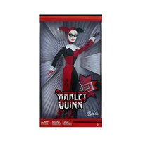 DC Comic Harley Quinn Collectible Barbie Doll