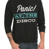 Panic! At The Disco Logo Crewneck Sweatshirt