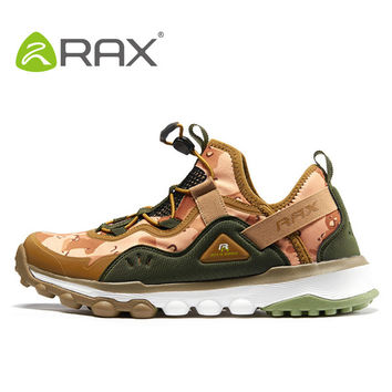 spring summer hiking shoes mens women outdoor sports sneakers man breathable trekking shoes size 36-44
