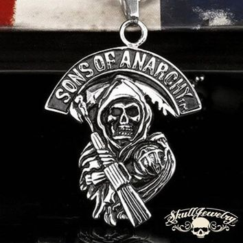 SONS of Anarchy Pendant (p365)