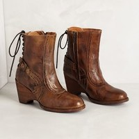 Melinda Lace Boots by Bed Stu Brown 6.5 Boots