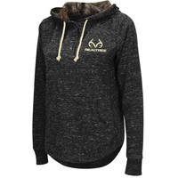 Realtree Exclusive Women's Henley Hoodie with Xtra Accents