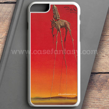 Salvador Dali The Elephants iPhone 6 Plus Case | casefantasy