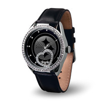 Pittsburgh Steelers NFL Beat Series Women's Watch