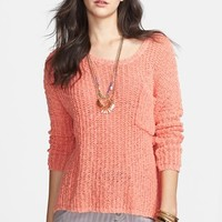 Free People 'Greenwich' Cotton P