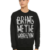 Bring Me The Horizon Tribal Logo Sweatshirt