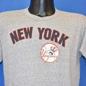 80s New York Yankees Baseball t-shirt Medium