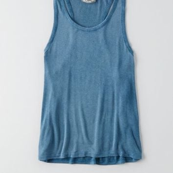 AEO Women's Dont Ask Why Racerback Tank