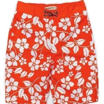 Outlet Appaman Orange Swim Trunks