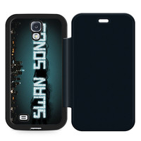Hollywood Undead Swan Song Flip Samsung Galaxy S4 Case